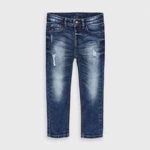 Jeans effetto strappato loose fit bambino