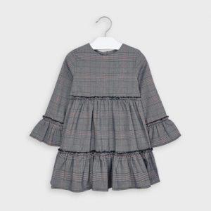 Vestito quadri scozzese bambina