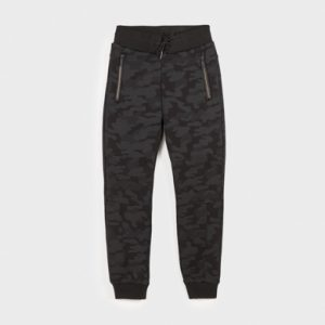 Pantalone felpa camuflage ragazzo
