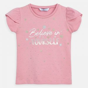 T-shirt malva