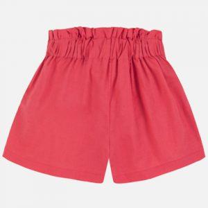 Pantaloncino lino ragazza