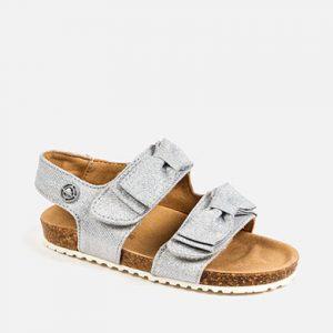 Sandali fiocco bambina