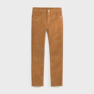 Pantalone panno slim fit
