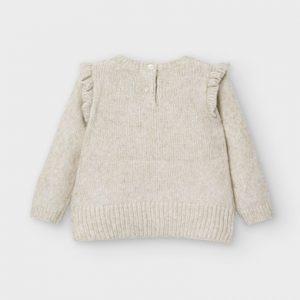 Maglioncino tricot bimba