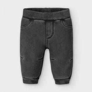Pantalone lungo denim tuta