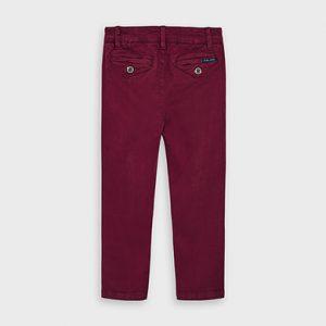 Pantalone lungo chino