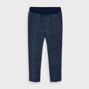 Pantalone felpa stampato bambino