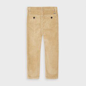 Pantalone chino velluto a costine