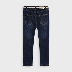 Jeans effetto metallizzato skinny fit