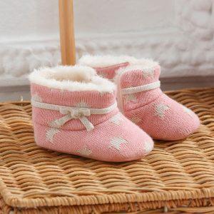 Scarpe tricot neonata