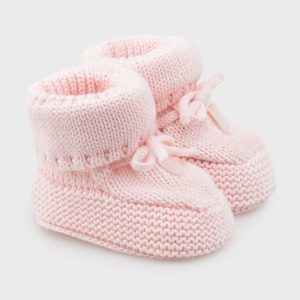 Scarpine tricot neonata