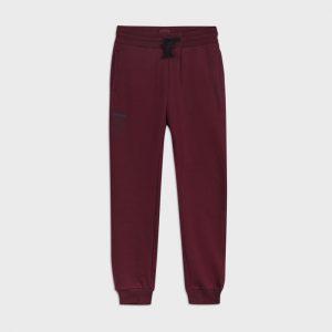 Pantalone basic polsini ragazzo