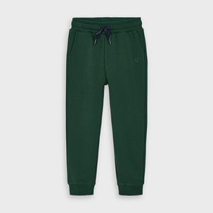 Pantalone tuta verde scuro