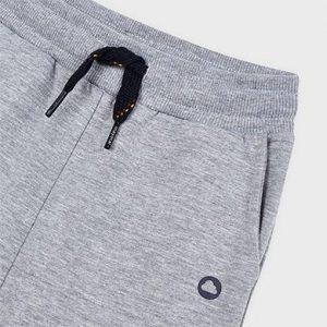 Pantalone tuta grigio chiaro