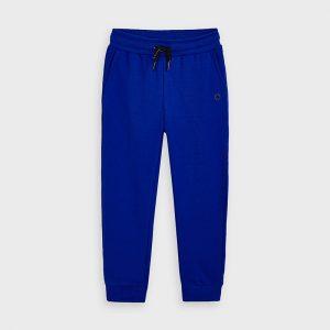 Pantalone tuta bluette