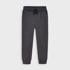Pantalone tuta grigio scuro