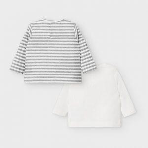 Set magliette manica lunga bimba