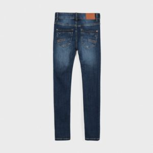Pantalone lungo jeans skinny fit ragazzo