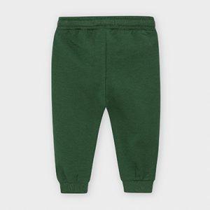 Pantalone basic con polsini bimbo