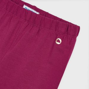 Leggings basic bambina