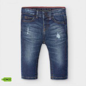 Jeans effetto strappato bimbo