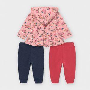 Tuta 2 pantaloni bimba
