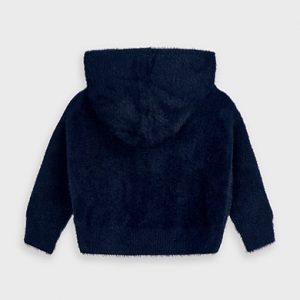 Giacca tricot bambina