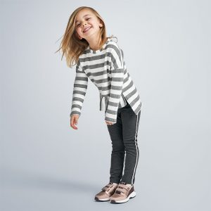 Leggings fascia bambina