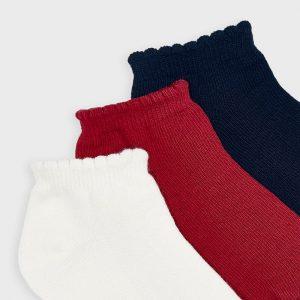 Set 3 calze bambina