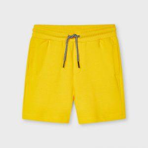 Bermuda basico giallo