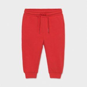 Pantalone tuta neonato Cyber red