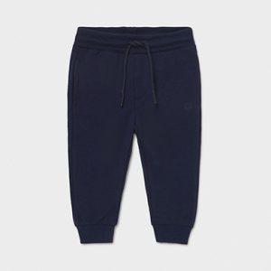 Pantalone lungo felpa basico bimbo