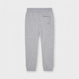 Pantalone tuta grigio