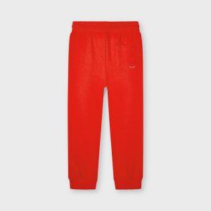Pantalone tuta cyber red