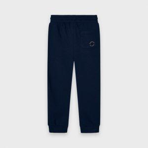Pantalone tuta blu