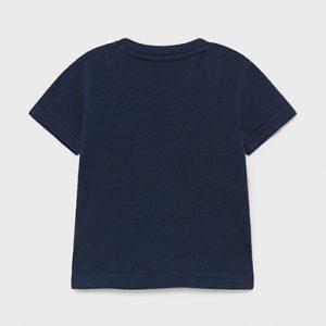 Maglietta PLAY WITH stampa lenticolare bimbo