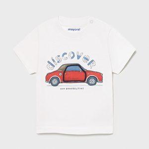 Maglietta PLAY WITH macchina