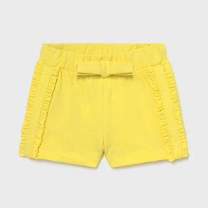 Pantalone corto neonata