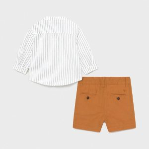 Completo camicia ml e bermuda