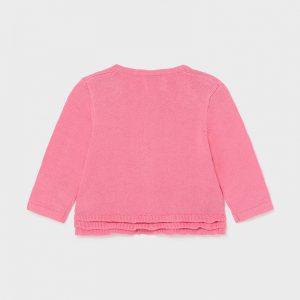 Cardigan tricot neonata