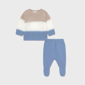 Completo ghettina tricot