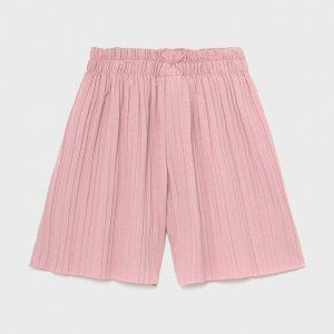 Pantalone a palazzo plissettato