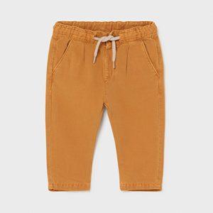 Pantalone lino casual bimbo