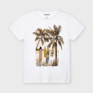 Maglietta palme ecofriends