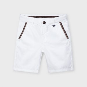 Bermuda bianco bimbo