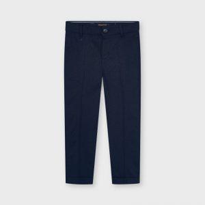 Pantalone lungo lino
