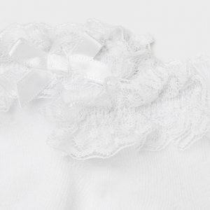 Calze eleganti neonata