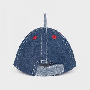Cappello fantasia neonato