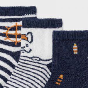 Set 3 calzini fantasia