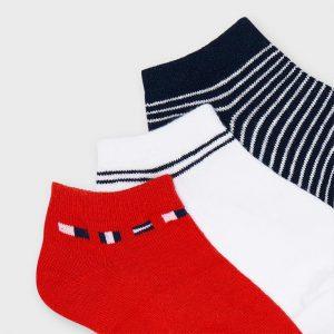 Set 3 calzini righe